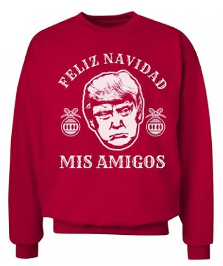 Feliz Navidad amigos sweatshirt
